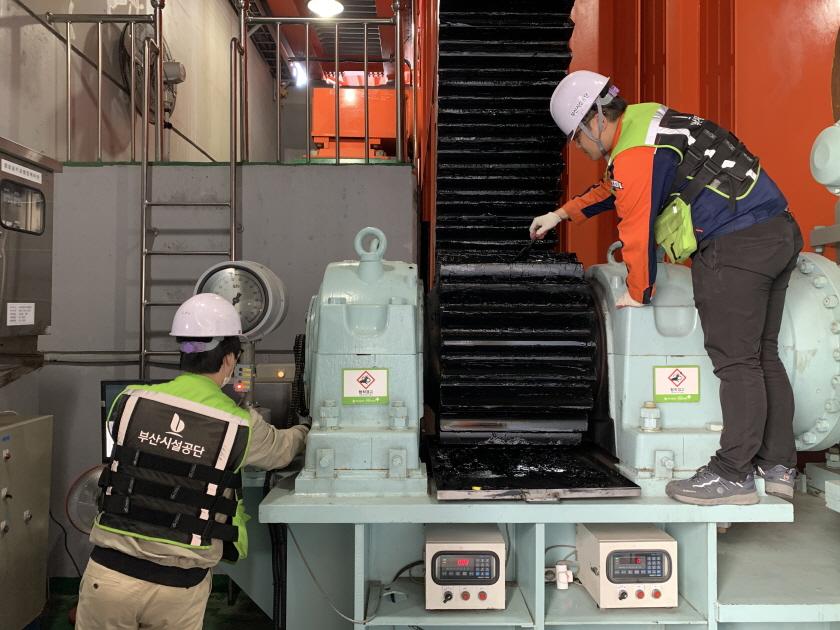 영도대교 도개작동 기계설비 및 제어시설 점검